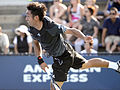 2014 US Open (Tennis) - Qualifying Rounds - Yasutaka Uchiyama (14986084805).jpg