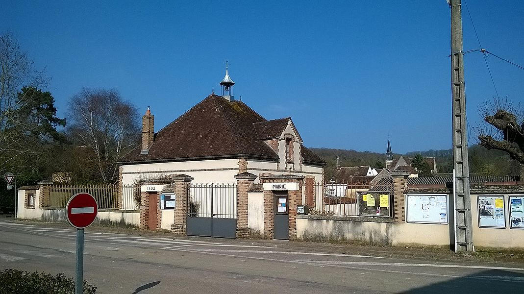 Villiers-Louis: mairie