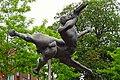 20160520 Fluitspelende centaur1 1981 door Fons Bemelmans Schijndel.jpg