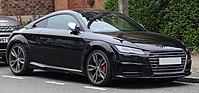 2016 Audi TTS TFSi Quattro S-A 2.0 Front.jpg