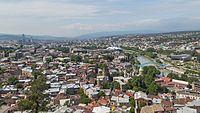 2016 Tbilisi, Widoki z Twierdzy Narikala (13).jpg
