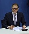 2018-03-12 Unterzeichnung des Koalitionsvertrages der 19. Wahlperiode des Bundestages by Sandro Halank–008.jpg