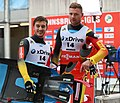 2018-11-25 Doubles Sprint World Cup at 2018-19 Luge World Cup in Igls by Sandro Halank–286.jpg