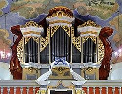 20180711345DR Helbigsdorf (Mulda) Dorfkirche Silbermann-Orgel.jpg
