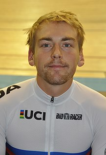 Theo Reinhardt German cyclist