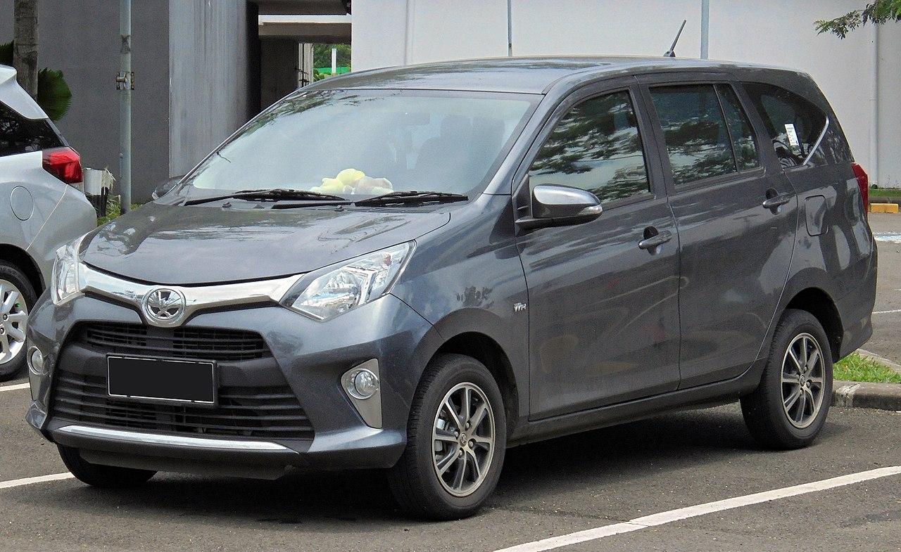 File:2018 Toyota Calya 1.2 G Wagon (B401RA; 01-31-2019