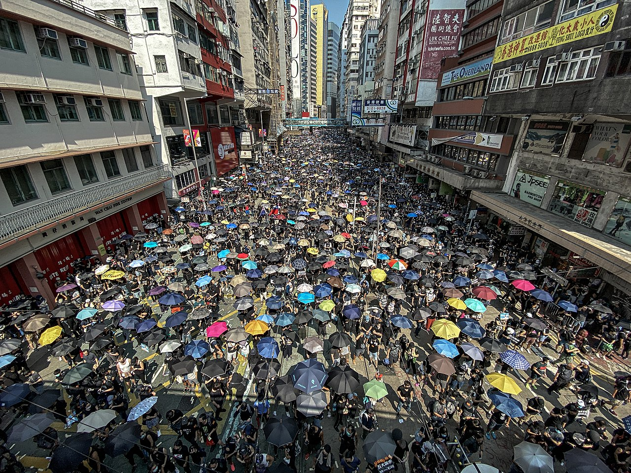 2019-10-01 Demonstration Hong Kong 08.jpg