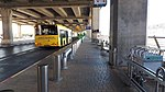 20190410 ben gurion airport bus station april 2019.jpg