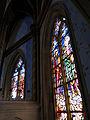 212 Santuari de la Misericòrdia (Canet de Mar), vitralls.JPG