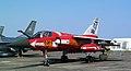 220 30-QK an AMD Mirage F.1CT of Escadron de Chasse .02.030 NORMANDIE NIEMEN based at BA132 Colmar-Meyenheim (3217546763).jpg
