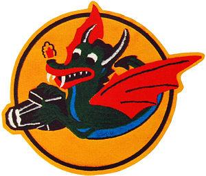622d Expeditionary Air Refueling Squadron - 22d Reconnaissance Squadron Emblem