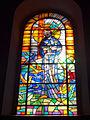 230313 Stained-glass windows in Saint Louis church in Joniec - 01.jpg