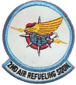 2d Air Refueling Squadron - SAC - Patch.png