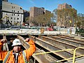 2d Av 97 St IND construction roof beams jeh.jpg