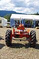 3ème Salon des tracteurs anciens - Moulin de Chiblins - 18082013 - Tracteur Allis Chalmer CA - 1954 - arrière.jpg
