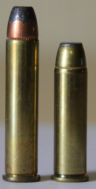 .357 Remington Maximum - Image: 357maximumand 357magnum