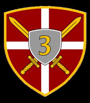 3rd Land Force Brigade - Image: 3 Brigada KOV