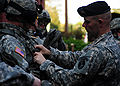 3rd Infantry Rgt. prepares to support 2010 Nuclear Security Summit 2010-04-12.JPG