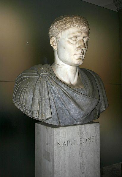 Fichier:4624 - Museo Risorgimento, Milano - Napoleone re d'Italia- Foto Giovanni Dall'Orto, 3-Jan-2008.jpg