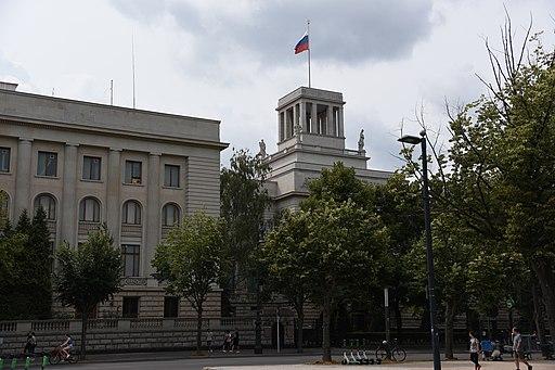 4790 Russian Embassy, Berlin