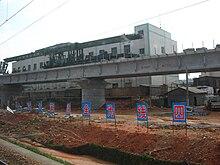 中华人民共和国高铁线路列表