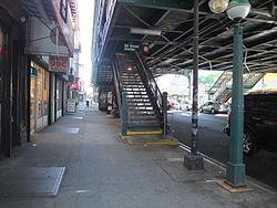 50丁目駅 (BMTウェスト・エンド線)