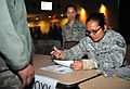 51st MDG conducts POD exercise, MiCARE registration 140207-F-FM358-007.jpg