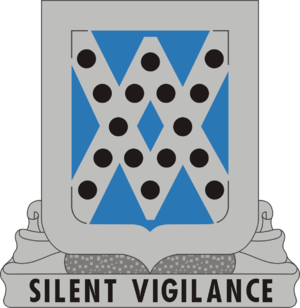 501st Military Intelligence Brigade (United States) - Image: 524 MI Bn DUI