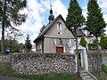 615930 pow. krakowski gm. Liszki Czolow zespol kaplicy MB kaplica 02.JPG