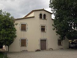 61 Can Noguer i Bataller, c. Sant Narcís 24, Vilobí d'Onyar.jpg