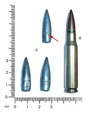7,62mm G3 oder MG3