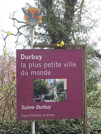 Durbuy - Image: 703durbuy La Plus Petite Ville Du Monde