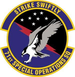 71st Special Operations Squadron - Image: 71st Special Operations Squadron
