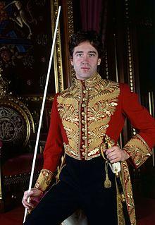 David Cholmondeley, 7th Marquess of Cholmondeley British noble