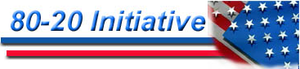 80-20 Initiative - 80-20 Initiative logo