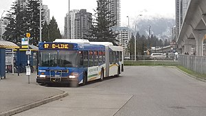 97 B-Line - Image: 97 B Line P8030