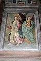 9929 - Milano - Sant'Ambrogio - Scuola di Gaudenzio Ferrari - Angeli (1545) - Foto Giovanni Dall'Orto 25-Apr-2007.jpg