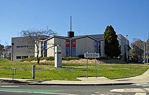 ABC Radio Canberra - ABC Canberra studios