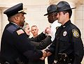 ANC pins uniformed security guards 130327-D-NT551-001.jpg