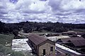 ASC Leiden - F. van der Kraaij Collection - 13 - 013 - The Firestone rubber plantation. The latex factory with several buildings - Harbel, Montserrado county, Liberia - 1976.jpg