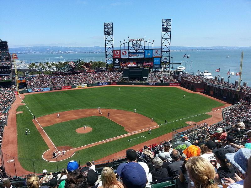 AT&T Park Overlooking San Francisco Bay.jpg