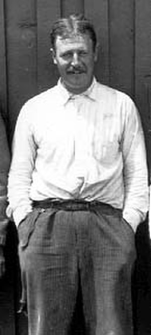Alfred V. Kidder - Alfred V. Kidder at Pecos, 1916