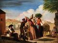 A Caminho do Mercado (1859) - Francisco José Resende.png