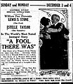 A Fool There Was (1922) - Ad 1.jpg