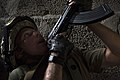 A Ukrainian soldier engages operational forces during security opeartions training.jpg