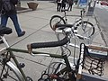 A bike customized for carrying both children and cargo... (47263549611).jpg