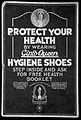 A gipsy woman, advertising Gipsy Queen Hygiene Shoes Wellcome L0033514.jpg