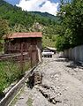 A portion of the damaged road from Mestia to Tzvirimi (July 27, 2004).jpg