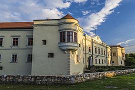 A sárospataki Rákóczi várkastély bejárata.jpg