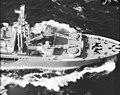A starboard view of the bow of the Soviet Boris Chilikin class replenishment oiler DNESTR - DPLA - 8740056bd86027f2e2ffd9686ec17082.jpeg